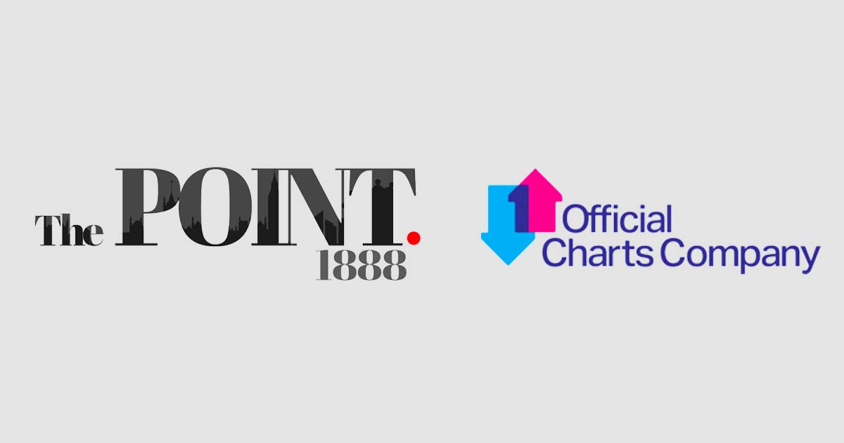 The Point.1888 and the Official Charts Company Strike Partnership Ahead of 70th Anniversary of the Official Singles Chart image