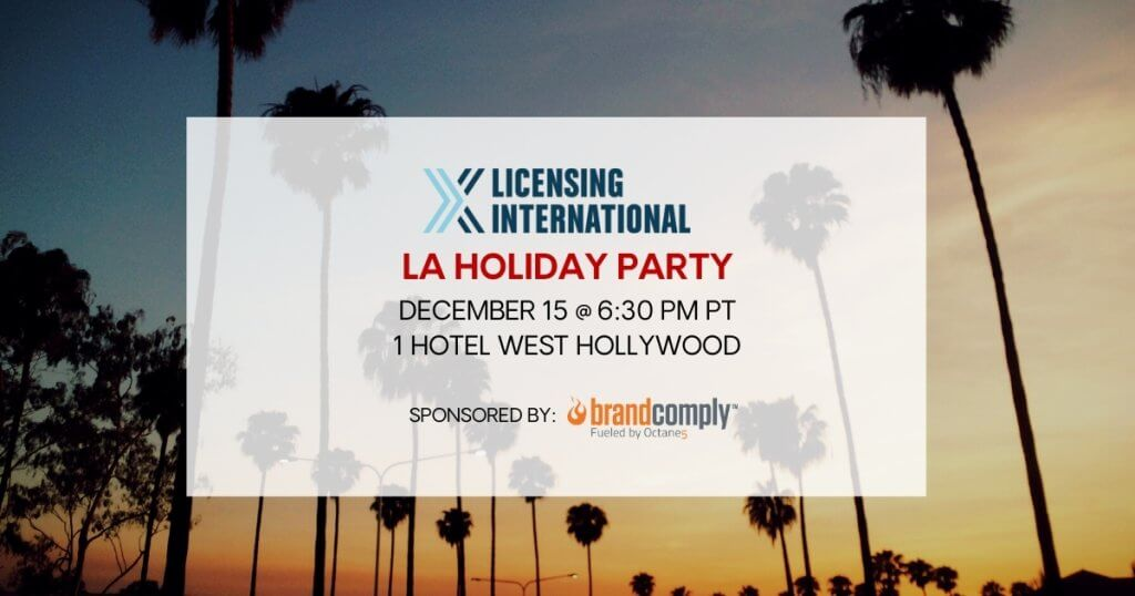 Los Angeles Holiday Party event image
