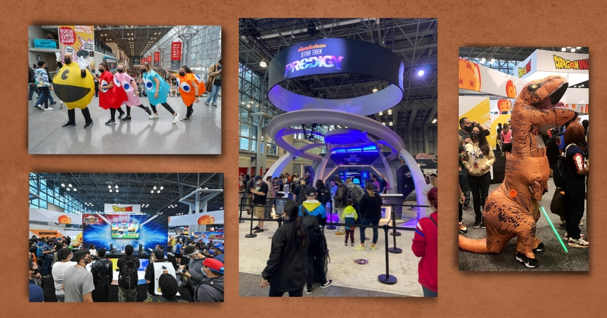 NY Comic Con Returns, Slightly Slimmer but With Vigor image