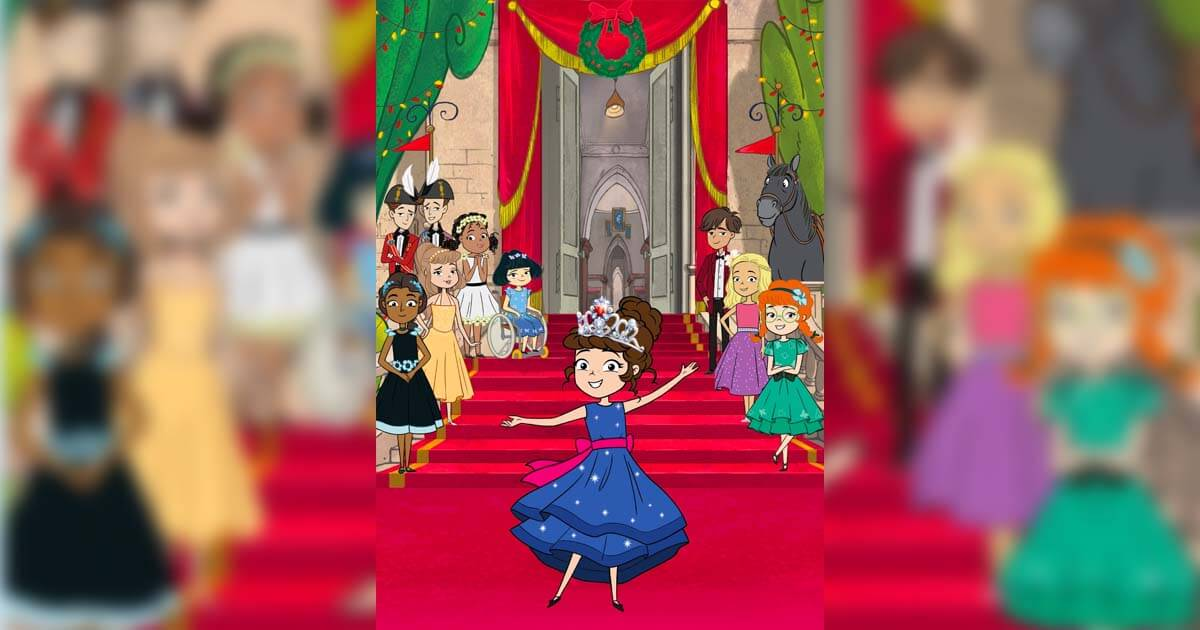 SLR Productions' Alice-Miranda – A Royal Christmas Ball to Premiere on Stan this month and to Broadcast on 9GO! in December image