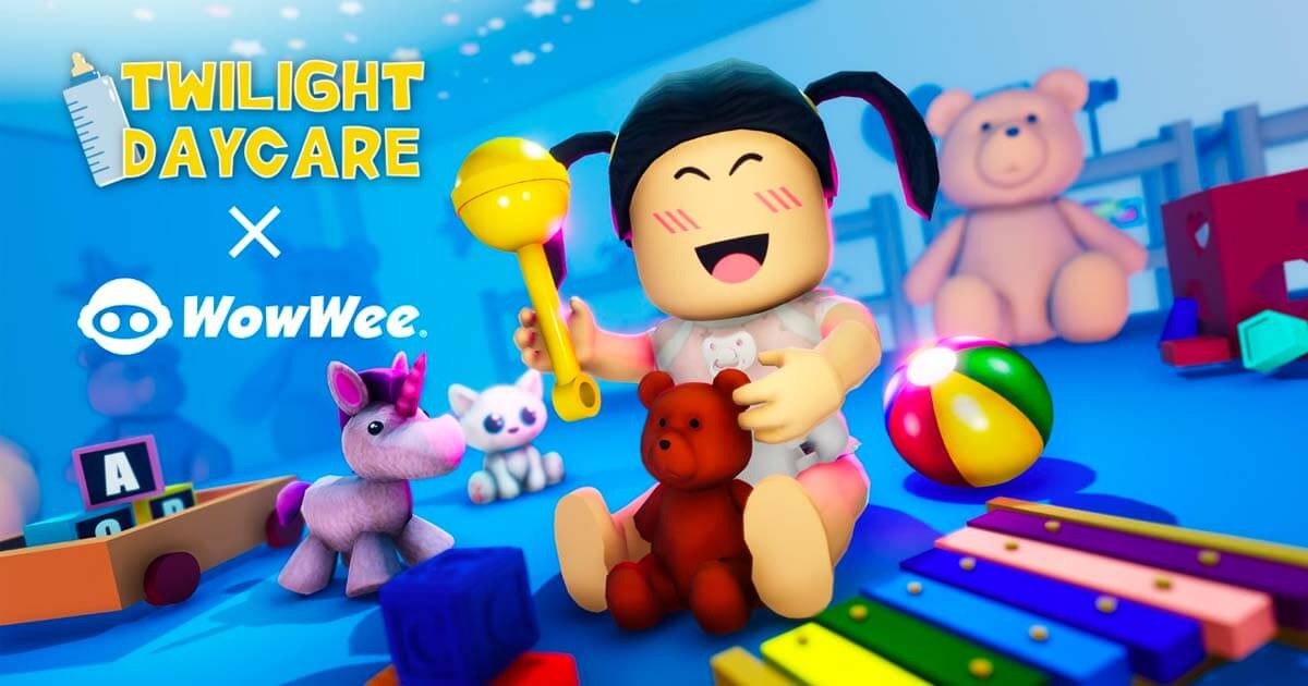 WowWee and Gamefam Announce Partnership Geared at  Bringing the Metaverse to the Doll Aisle image