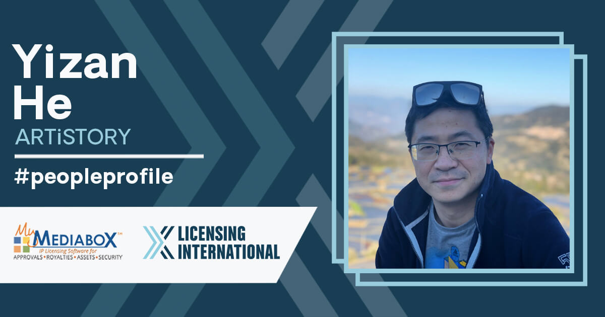 People Profile: Yizan He, Founder and CEO, ARTiSTORY image